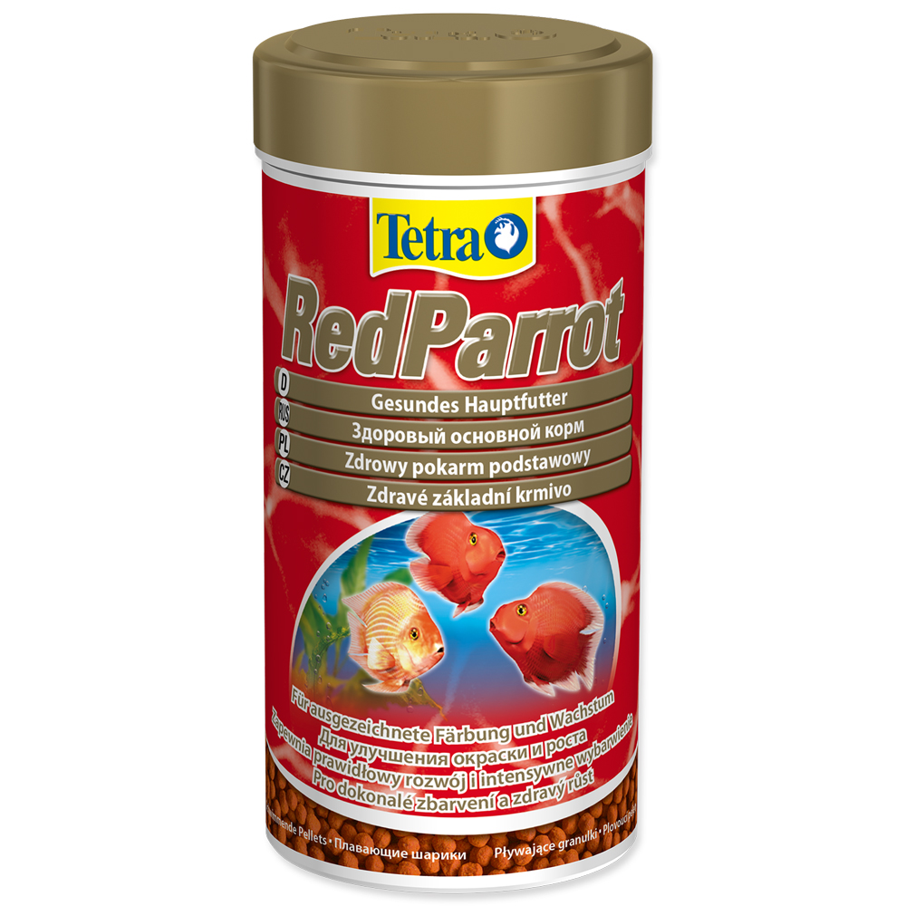 TETRA Red Parrot 250ml