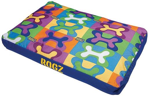 Matrace ROGZ Flat Podz Pop Art M