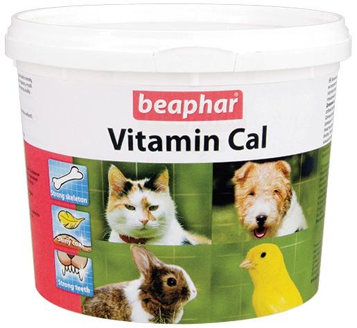 Doplněk stravy Beaphar Vitamin Cal 500g