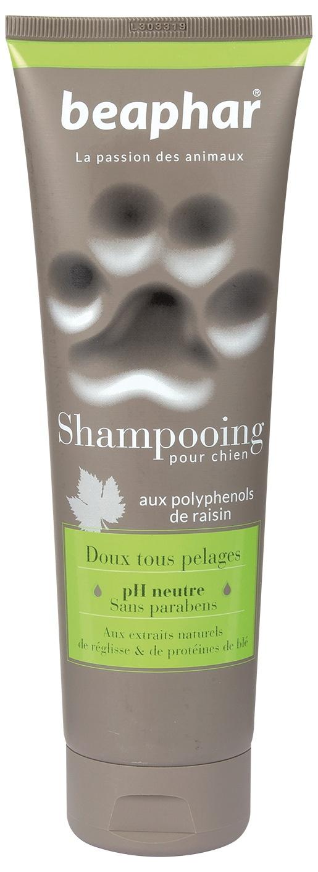 Šampon pro všechny druhy srsti Beaphar Shampooing 250ml