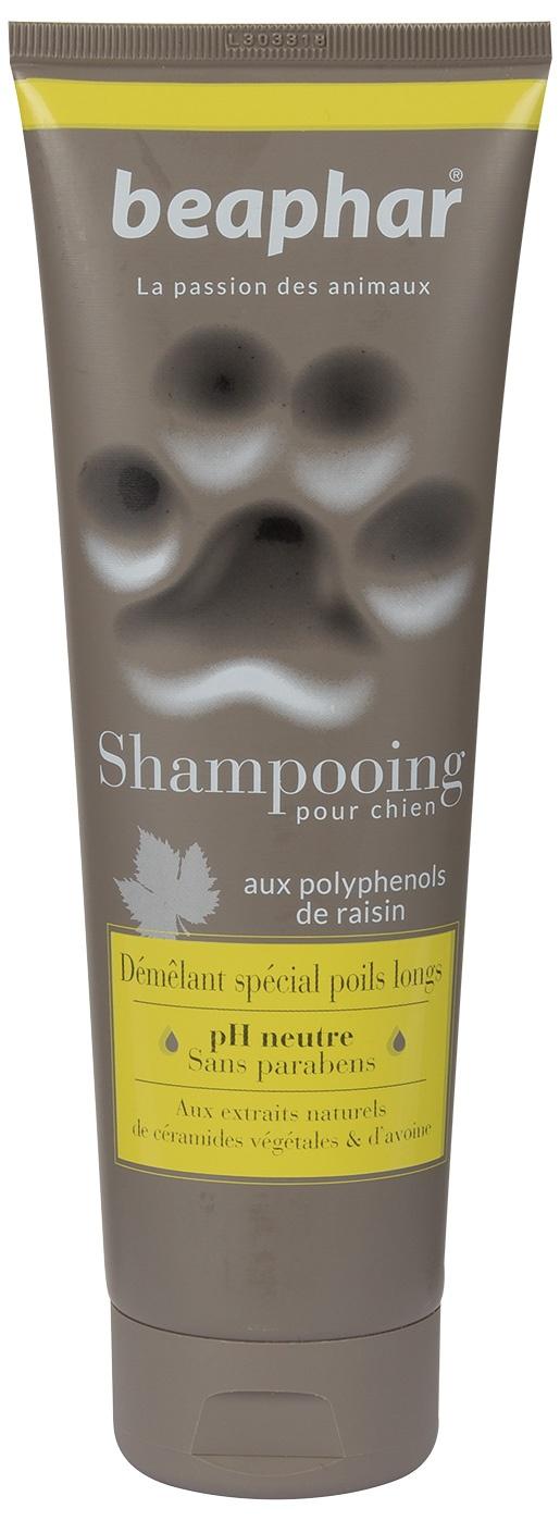 Šampon proti zacuchání 2v1 Beaphar Shampooing 250ml