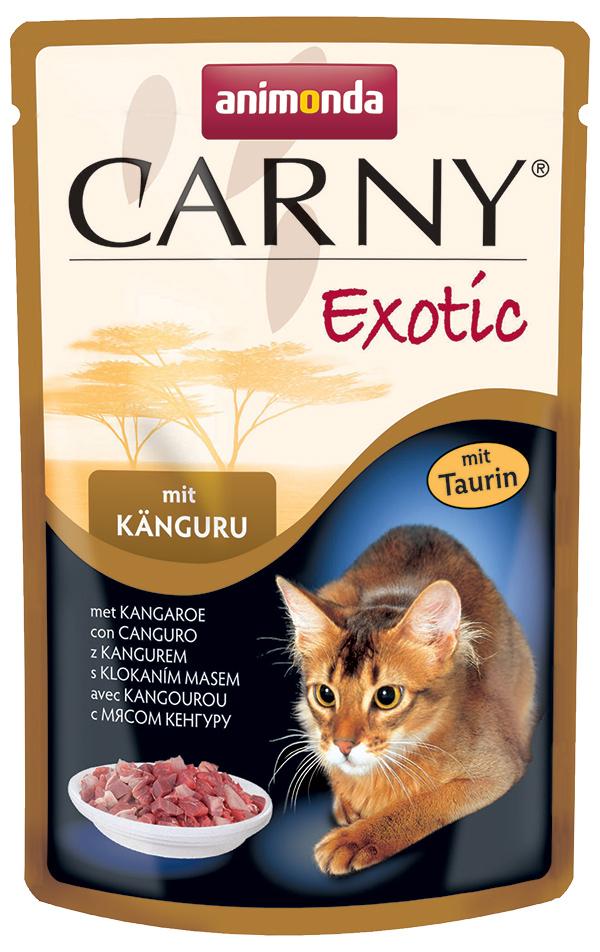 Kapsička ANIMONDA Carny Exotic klokan