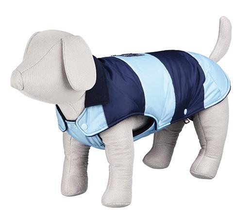 Vesta pro psy Trixie S Carso modrá 33cm