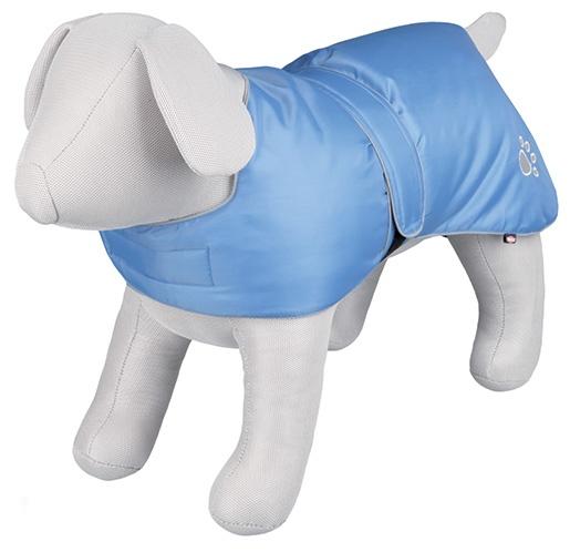 Vesta pro psy Trixie L Orléans modrá 55cm