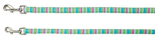 Vodítko pro psy Trixie Impression Stripes XS 1,2*10mm barevné