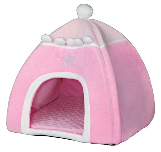 Pelíšek pro psy Trixie 40*42*40cm růžová