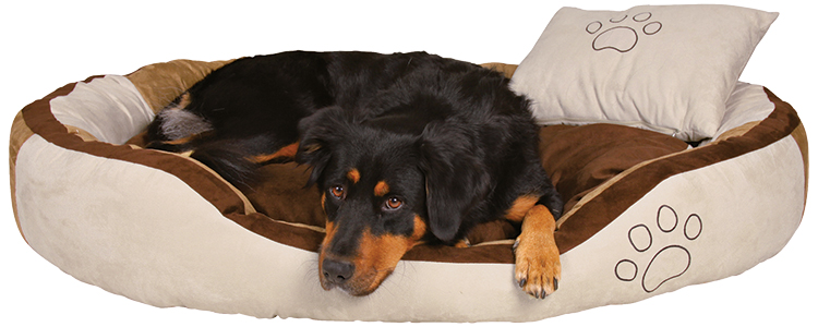 Pelíšek pro psy Trixie Bonzo 80*65cm béžovo-hnědá