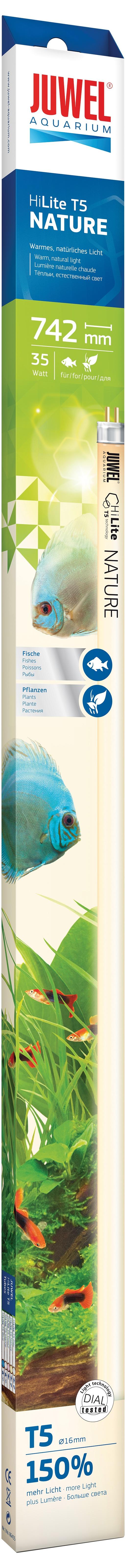 Zářivka JUWEL HiLite Nature T5 - 74,2 cm 35W