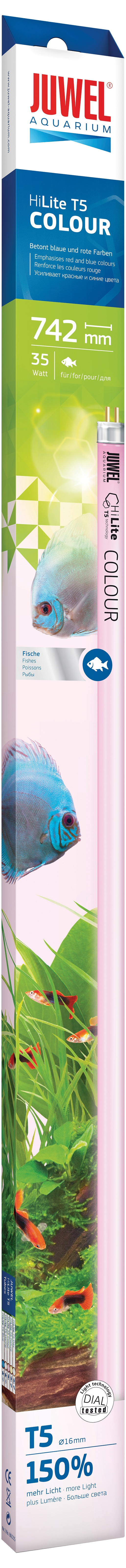 Zářivka JUWEL HiLite Colour T5 - 74,2 cm 35W