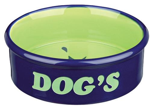 Miska keramická pro psy Dog's Trixie 300ml*12cm