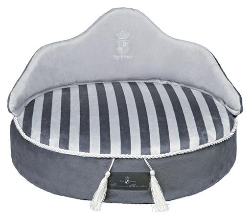 Pelíšek pro psy Trixie Prince 50*30cm šedá