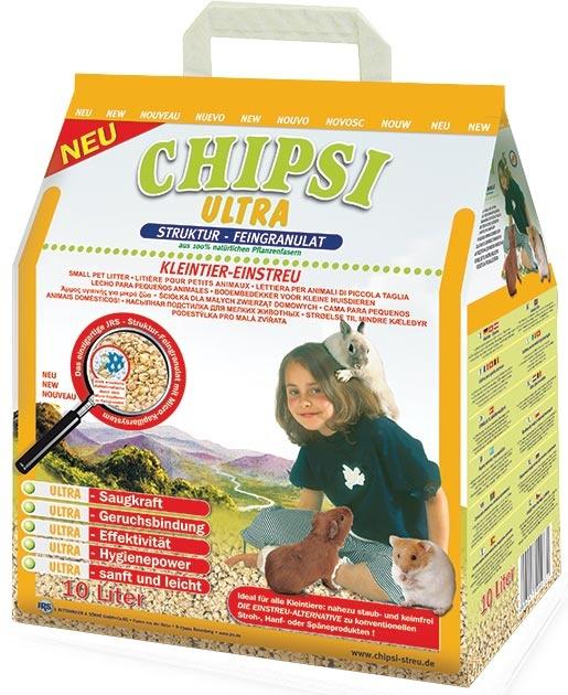 Podestýlka JRS Chipsi Ultra 4,5kg
