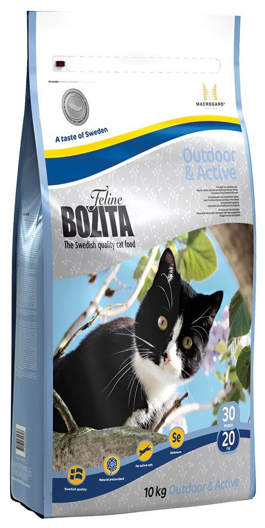 BOZITA Feline Outdoor & Active 10kg
