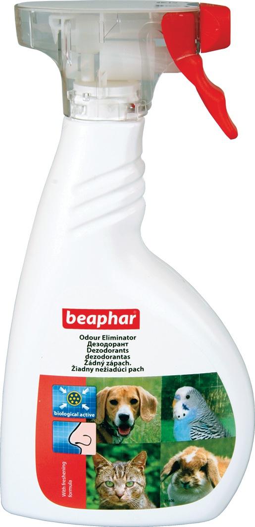 Beaphar Odstraňovač zápachu Odour Killer 400ml