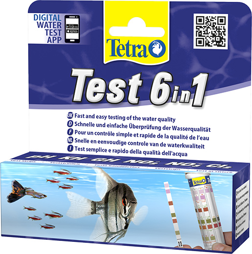 TETRA Test 6 in 1 25ks