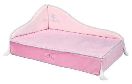 Pelíšek pro psy Trixie My Princess 60*29*45cm růžová