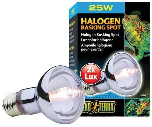 Žárovka EXO TERRA Halogen Basking Spot 25W