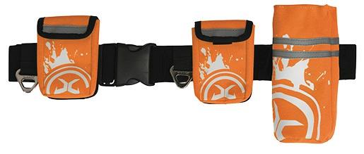 Zolux Pás pro jogging M oranžový