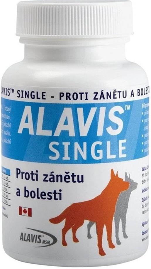 Tablety Alavis Single pro psy 60tbl