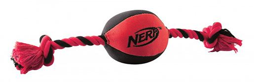 Hračka NERF přetahovadlo pískací+šusticí