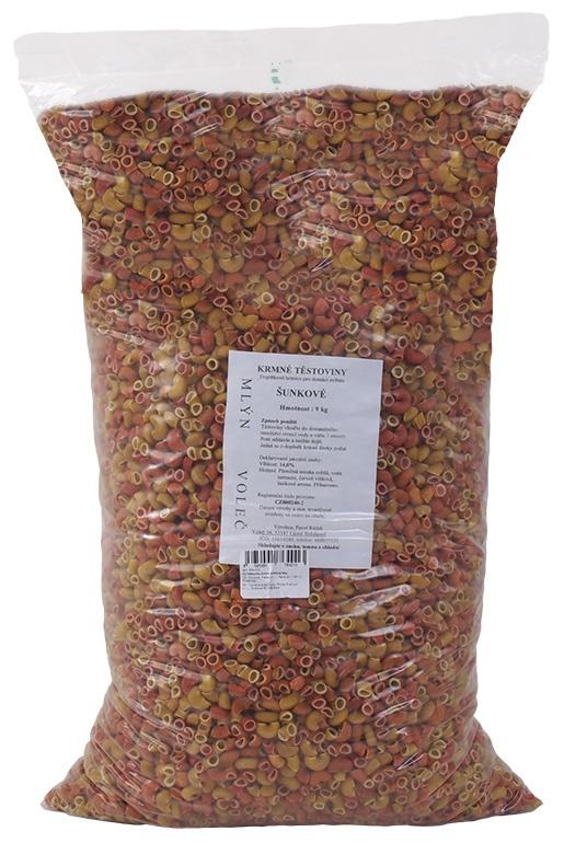 Mlýn Voleč Těstoviny krmné šunkové 9kg
