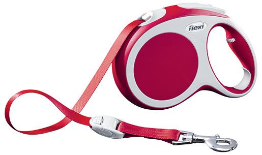 Vodítko Flexi Vario páska 5m červené L