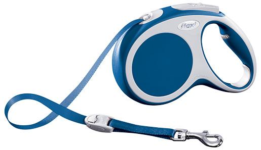 Vodítko Flexi Vario páska 5m modré M