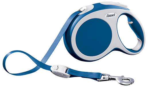 Vodítko Flexi Vario páska 5m modré L