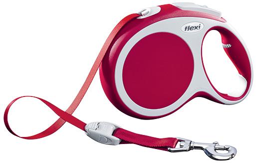 Vodítko Flexi Vario páska 8m červené L