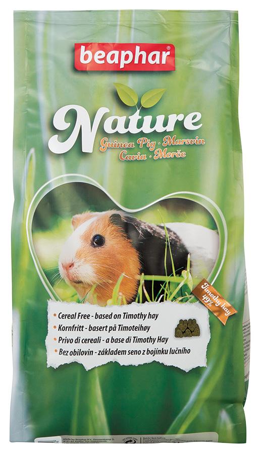 Krmivo BEAPHAR Nature Guinea Pig 1,25kg