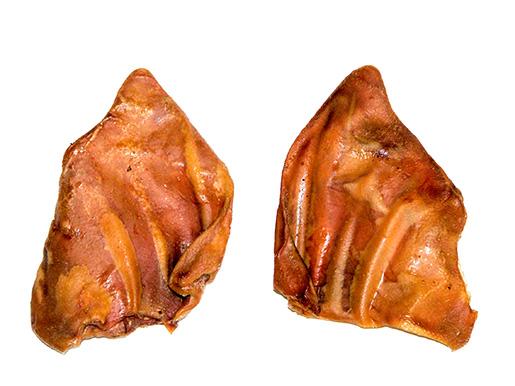 Ucho MARLEX vepřové sušené 2ks