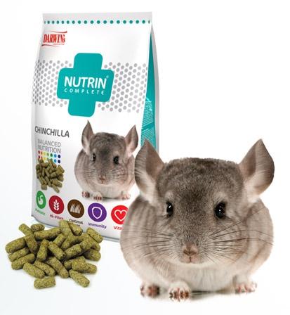 NUTRIN - Complete Činčila/Chinchilla 400g