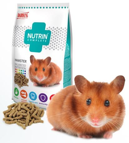 NUTRIN - Complete Křeček/Hamster 400g