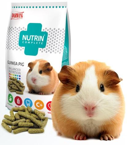 NUTRIN - Complete Morče/Guinea Pig 400g