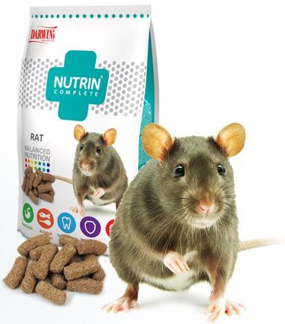 NUTRIN - Complete Potkan 400g