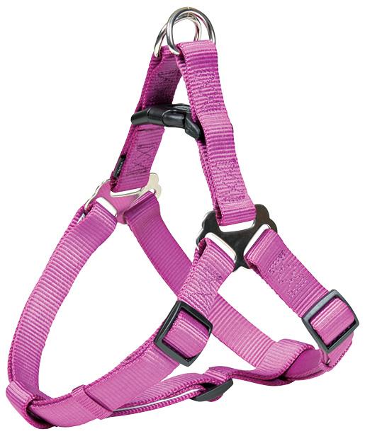 Postroj pro psy Trixie Premium M fialový