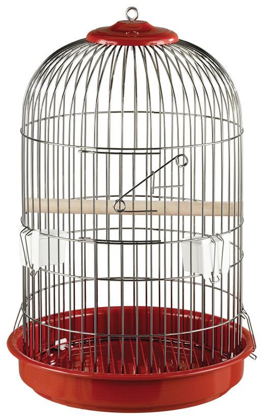 Klec BIRD JEWEL M 802 kulatá