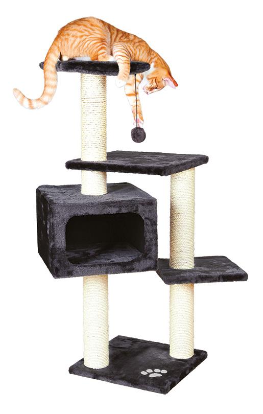 Škrabadlo pro kočky Trixie Palamos 109cm antracit
