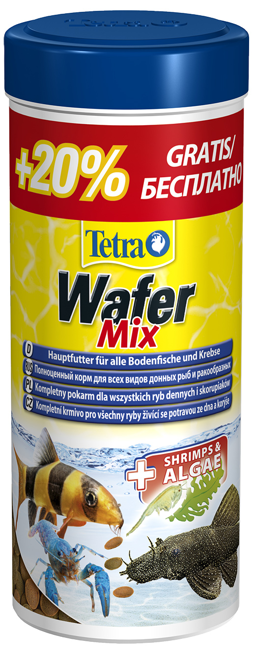 Tetra Wafer Mix 250ml + 50ml