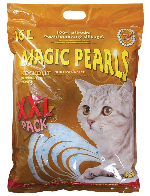 Kočkolit MAGIC Pearls Litter 16l