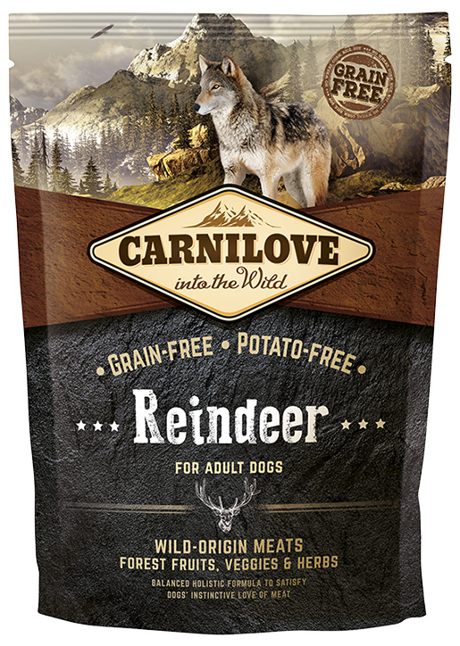 Brit Carnilove Reindeer for Adult 1.5kg