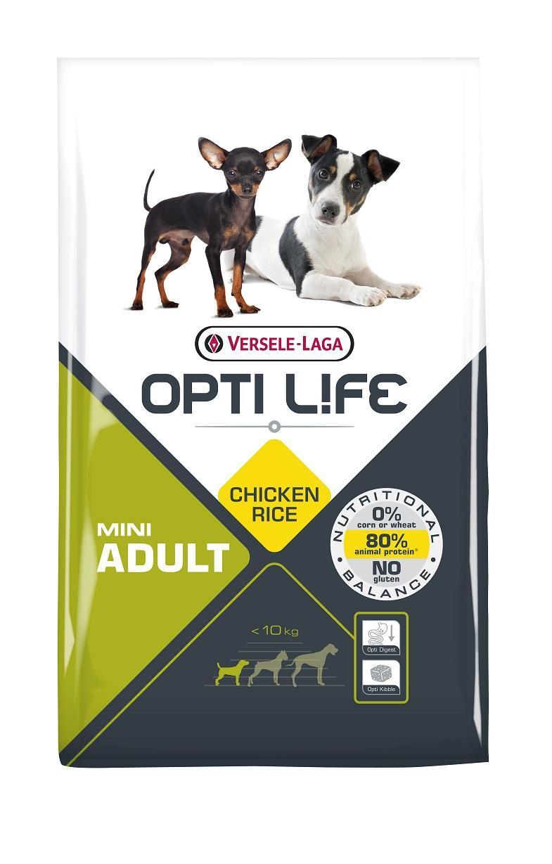 Versele-Laga Opti Life Adult Mini 2.5kg