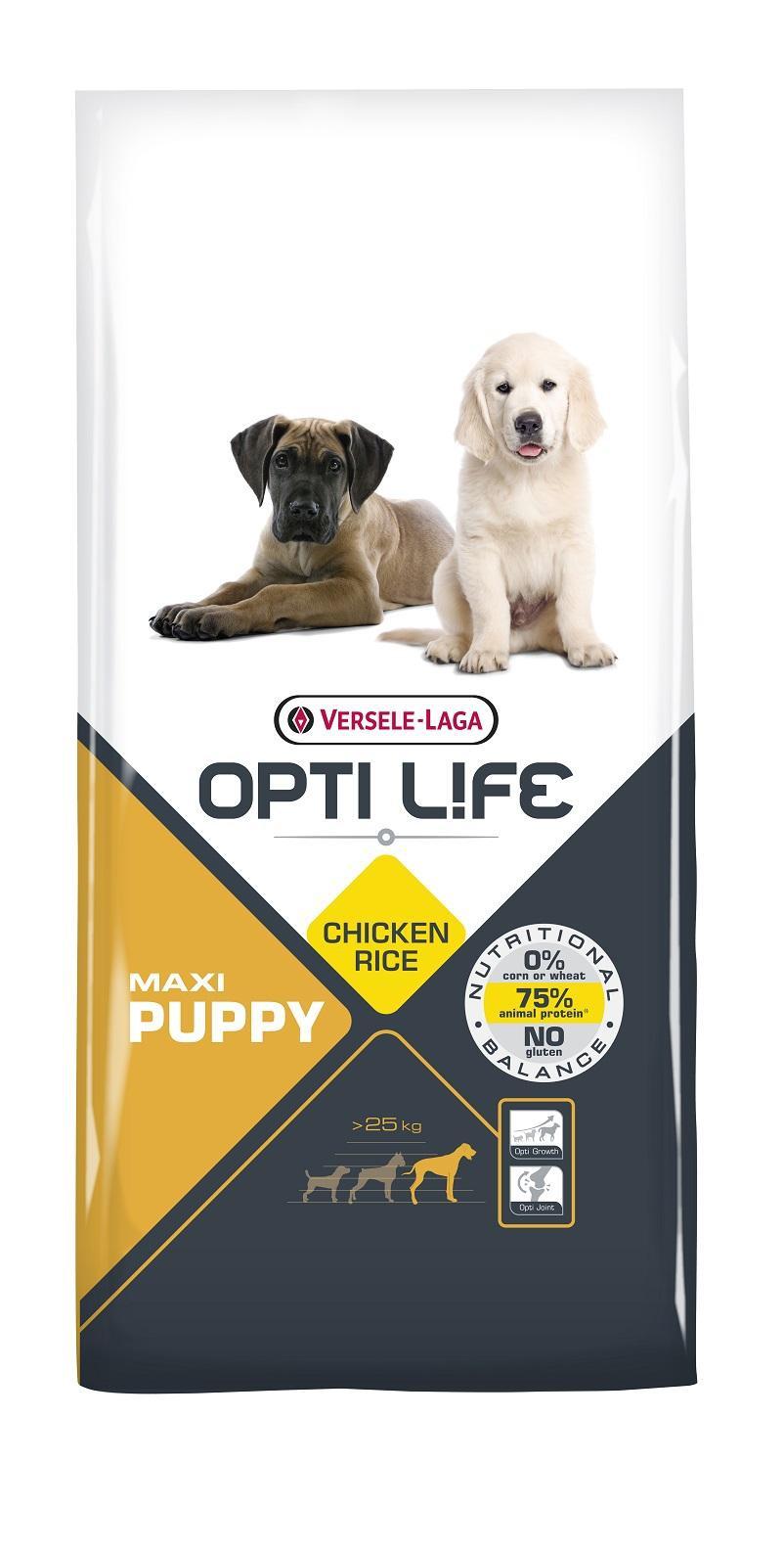Versele-Laga Opti Life Puppy Maxi 12,5kg