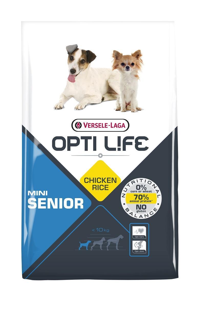 Versele-Laga Opti Life Senior Mini 2.5kg