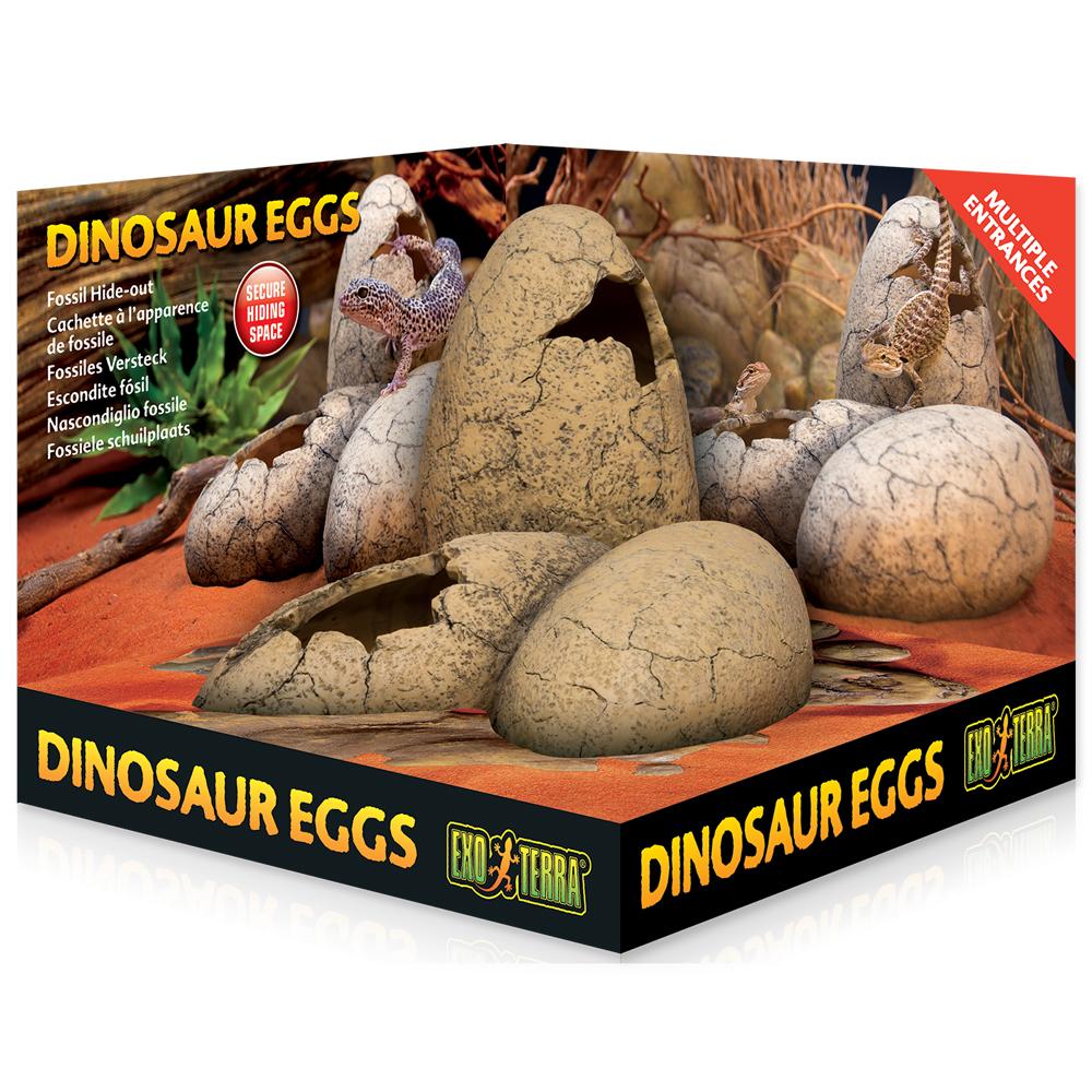 Dekorace Exo Terra Dinosaur Eggs