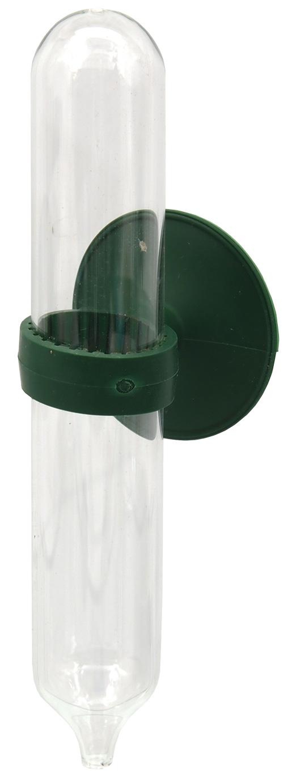 Napaječka sklo dlouhá s přísavkou