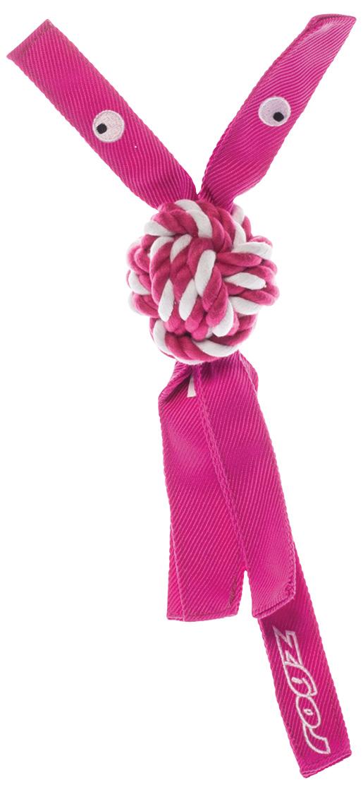 Hračka ROGZ CowBoyz provazová růžová L