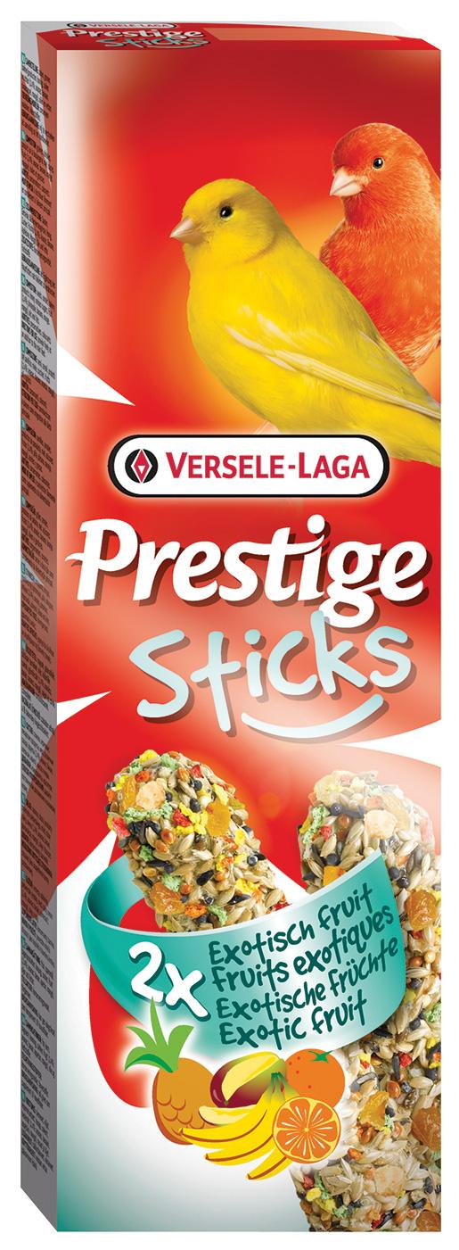 Versele-Laga Tyčinky Prestige Exotic fruit pro kanáry 60g
