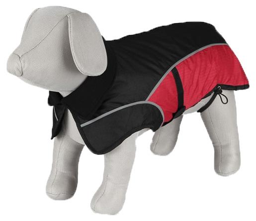 Vesta pro psy Trixie XL Avallon černo-červená 80cm