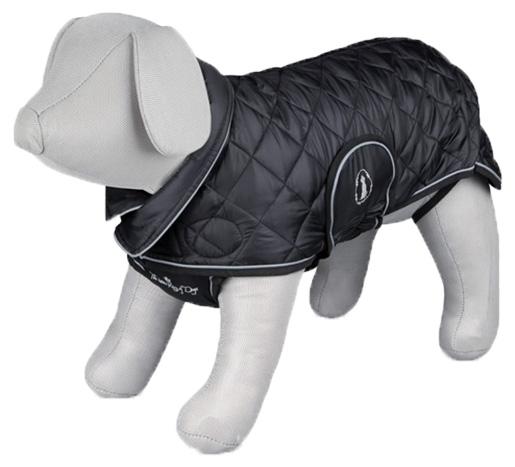 Vesta pro psy Trixie M King of Dogs černá 50cm